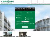 GDI : immobilier d'entreprise sud de la France