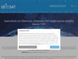 Geosat, boutique CANAL+, abonnement CANAL, nouveau décodeur UHD 4K, Antennes TN