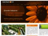 GESDOM - Loi Girardin Industriel, One Shot - investir dans les énergies renouvelables, panneaux photovoltaïques et énergie solaire