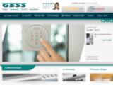 Gess, installateur conseil de systèmes de fermetures sécurisés autonomes