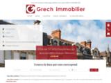 Agence immobilière Grech Immobilier sur Boulogne