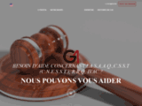 Gingras Avocats | Services juridiques SAAQ CSST RRQ | Montreal