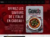 Restaurants italiens Montréal apportez votre vin | Restaurants Giorgio