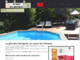 Un Gite dans l'herault, gite proche de Montpellier
