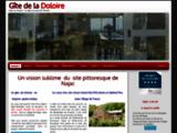 Gîte en Aveyron - Gîte de la Doloire à Najac