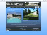 Le Gîte de la Prairie avec piscine, proche Marais Poitevin