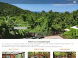 Gite en guadeloupe location de vacances - habitation colas