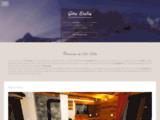 Gîte Etelia - Location appartement vacance à Aussois en Savoie (73) -  Séjour au ski