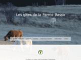 Les gites à la ferme BASSO dans les pyénées orientales