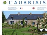 L'Aubriais - Gite de France avec piscine en Bretagne