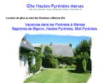 Gite Hautes Pyrenees Marsas 65