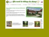 Gîte Romorantin Lanthenay - Le village du champ