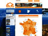 Gites et chambres d'hôtes en France, Espagne et Italie