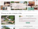Gite Atlantique: Regroupement de trois gites situés dans le Pays Basque, La Charente Maritime et les Deux-Sevres