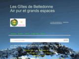 Gite de Belledonne
