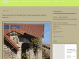 Gite de caractèrre Hte Loire Auvergne, des vacances pleine nature