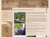 Hameau de Cintenat - chambres d'hôtes en Ardèche