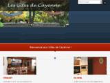 Bienvenue sur le site des Gîtes de Cayenne - Gard (30)