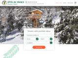 Gîtes de France des Hautes alpes : gîtes ruraux et chambre d'hôtes