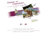 Location Gite Dordogne -  Domaine des Compouzines -  Village 3*