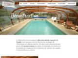 Le Relay de la source, gîtes avec piscine couverte