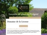 Gites de charme en Périgord - Domaine de la Licorne