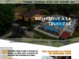 la Truffière : gîtes avec piscine couverte et chauffée, locations vacances, Dordogne Périgord,Sarlat