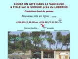 Location de vacances en Provence, Vaucluse, Isle-sur-la-Sorgue, prà¨s Luberon,  piscine, calme, belle vue, idéal pour enfants et familles nombreuses