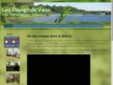 Un lieu unique dans la Nievre | Les étangs de Vaux