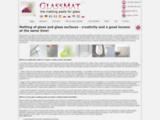 GlassMat - Matir pasta | Home