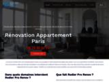 Entreprise de rénovation appartement Paris