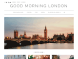 Good Morning London | Bons Plans Londres - Blog Londres