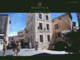 Location maison vacances luxe Luberon : Immobilier Rosier Gordes.