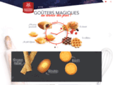 Pâtisserie industrielle - fournisseur de pâtisserie, viennoiserie et biscuiterie - RHD
