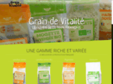 Grain de vitalité, légumes secs d'origine France