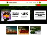 Large choix de graines et semences pour jardins et potagers