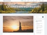 Graines de Voyageurs - Accueil