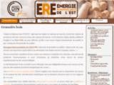 ERE - Fabricant de granulés bois de qualité