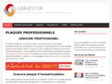 Gravure industrielle en Lorraine, plaques professionnelles, enseignes et marquage industriel : Grav'Est Nancy Lorraine