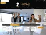 Grazi Immobilier à Six-Fours Bienvenue sur notre site immobilier