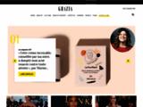 La mode, la beauté, les people et le luxe  - Grazia