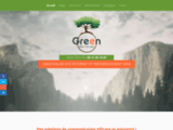 Green Web Concept - Agence web lille