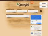 GreenJob : Le portail emploi dédié à l'environnement et au développement durable