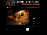 Les grottes pétrifiantes de Savonnières