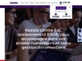Groupe Esus - Spécialiste des systèmes d'informations et la gestion de documen
