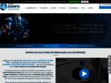 Groupe ADINFO - Solutions gestion - CCS SAGE, EBP, ERP, Materiel informatique, Internet en vendée, nantes, angers, niort