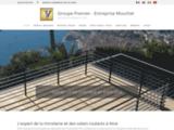 Groupe Premier: spécialiste de menuiserie et métallerie à Nice