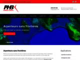 Arpenteurs | Géomatique | Group PBH