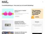 Informations sur le growth marketing