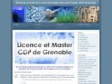 Master et Licence en GSI et GDP à l'UJF Grenoble